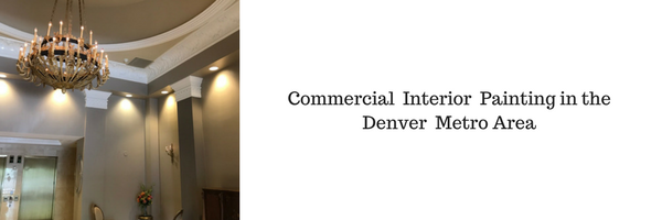 denver painting commercial interior painting project colorado