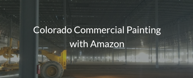 colorado commercial paintin with amazon